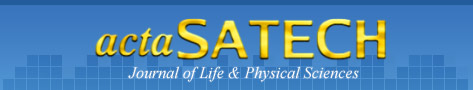 Journal of the Life & Physical Sciences